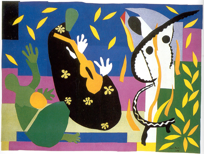 The King's Sadness, 1952 - Henri Matisse