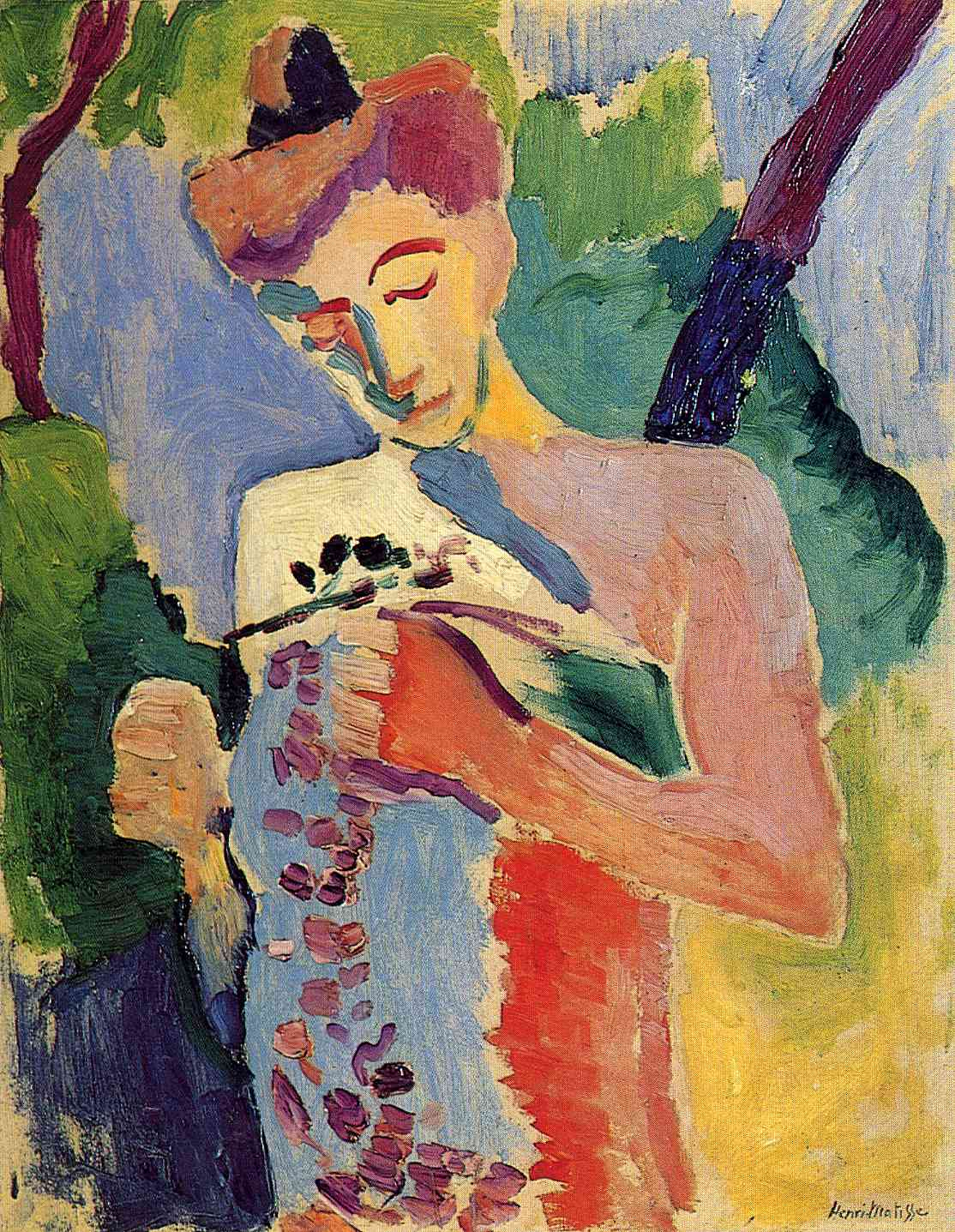 1000+ images about Henri Matisse on Pinterest Henri Matisse Woman Reading