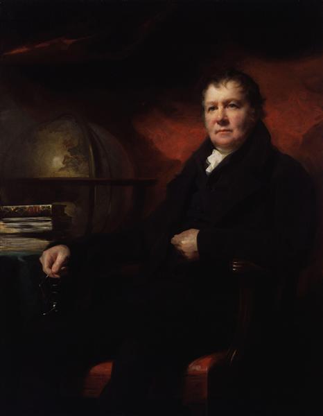 John Playfair, c.1811 - Генри Реборн
