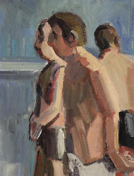 The Bathers - Генрі Віллерме