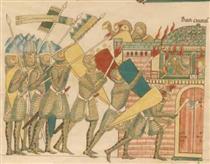 Assault on the City of Dan - Herrad of Landsberg