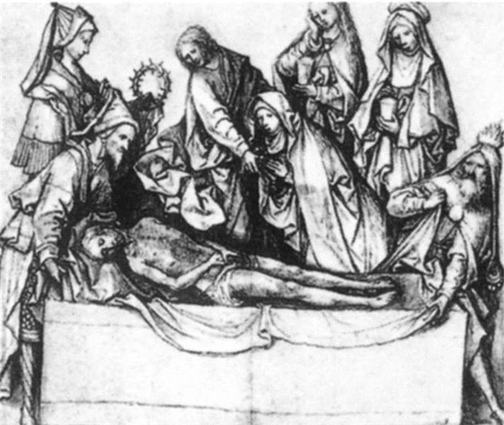 The Entombment, 1507 - Hieronymus Bosch