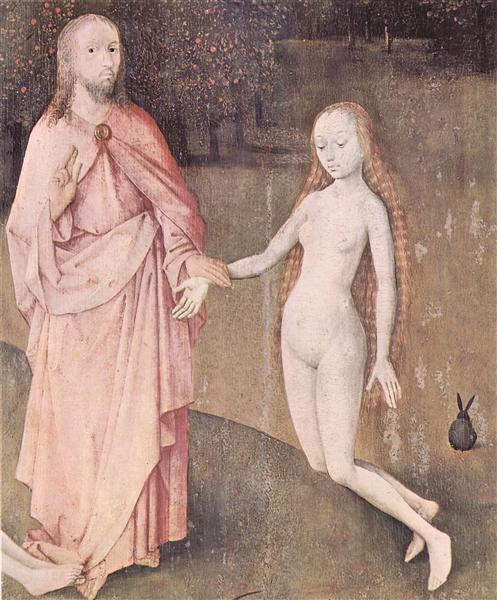 The Garden ofEarthly Delights  (detail), 1460 - 1516 - Hieronymus Bosch