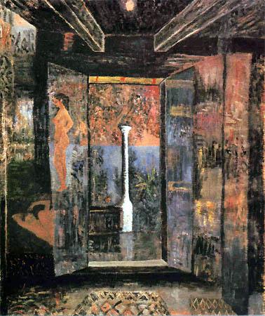 The Column, 1996 - Horia Bernea