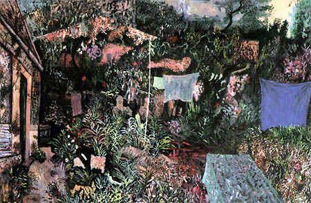 The Garden, 1985 - Horia Bernea