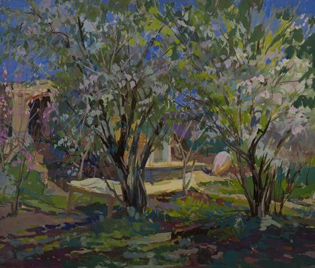 Spring Etude, 1944 - Hovhannes Zardaryan