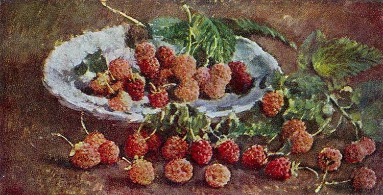 Raspberry, 1939 - Ilya Mashkov