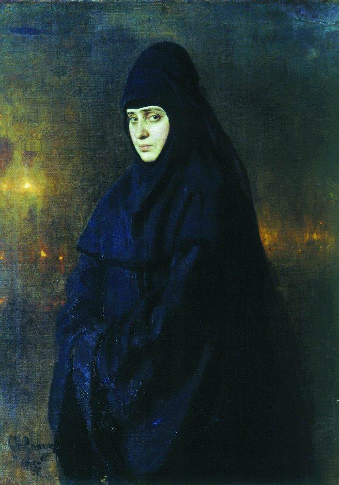 Nun, 1887