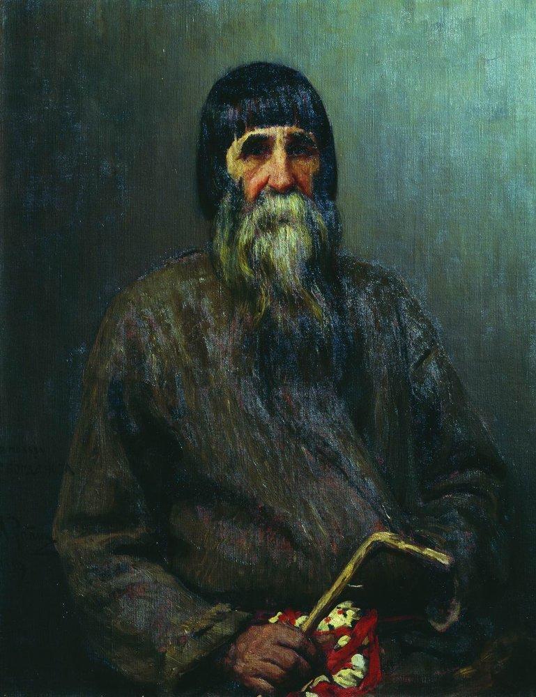 Portrait of a Peasant, 1889