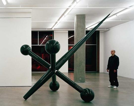 Black Jack, 2006 - Inigo Manglano-Ovalle