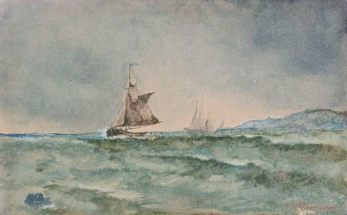 Sailboats - Иоаннис Алтамурас