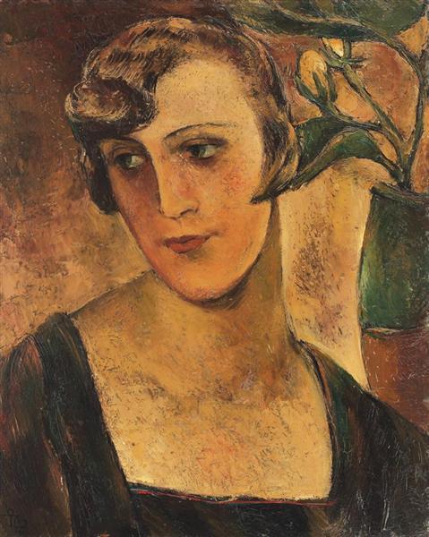 The Artist, 1927 - Ion Theodorescu-Sion