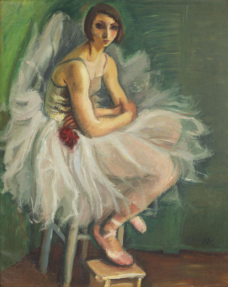 Baletistă