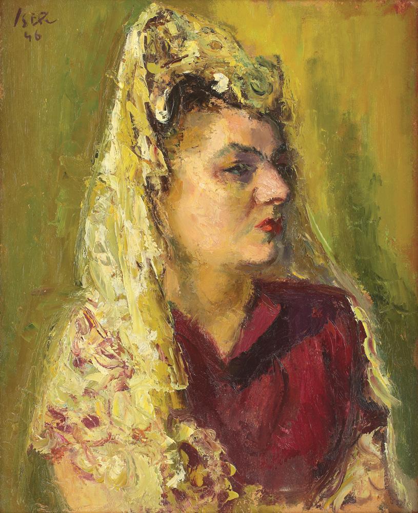 The Spanish Woman, 1946