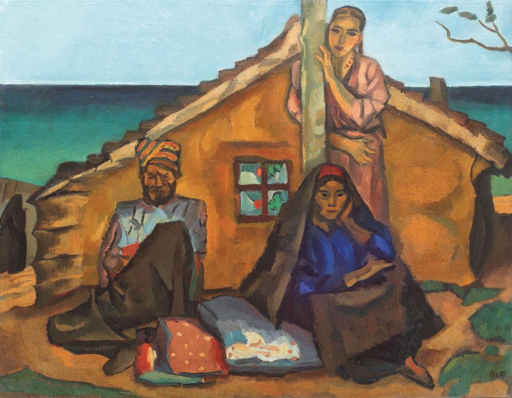 Tatar Family, 1920