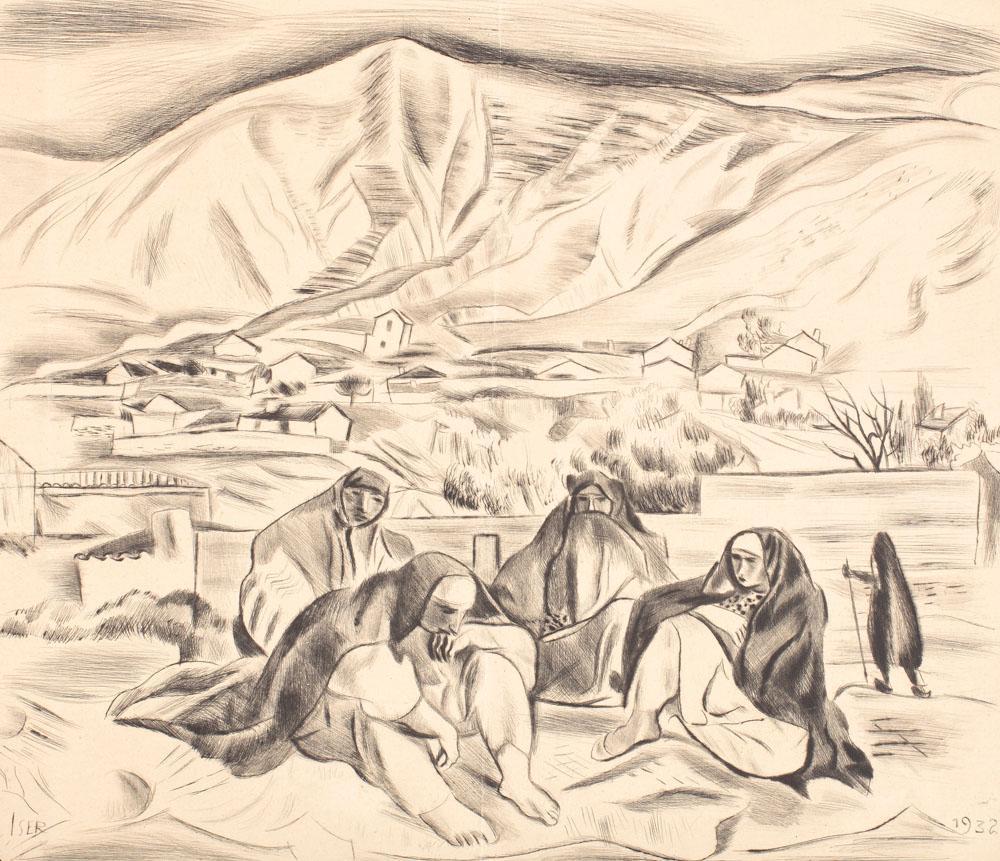 Tatar Family, 1932