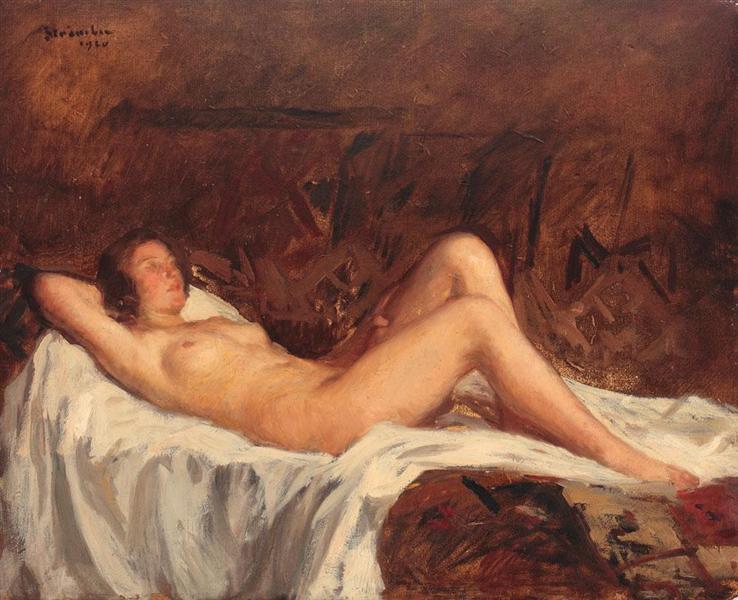 Reverie, 1920 - Ipolit Strambu
