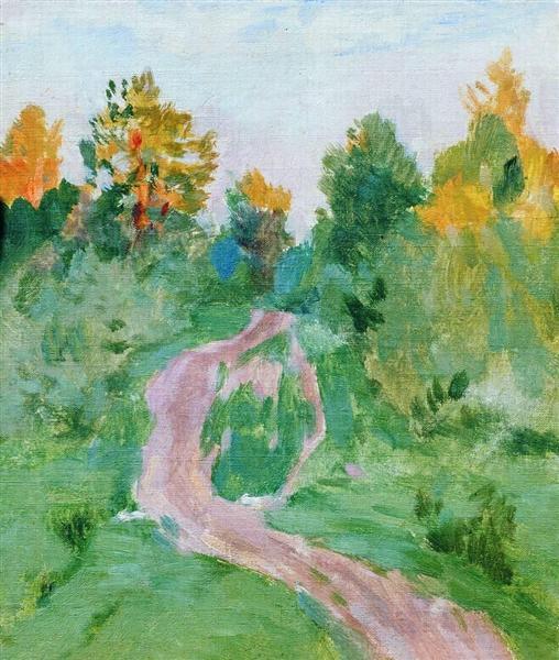 Path - Isaac Levitan