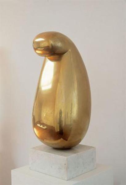 Globular, 1928 - Isamu Noguchi