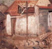 White Walls - Иштван Илошваи Варга
