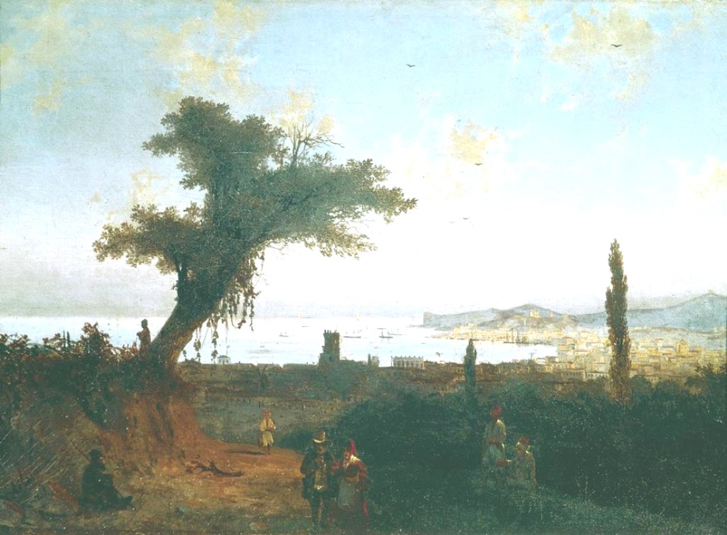 The Old Feodosia, 1839