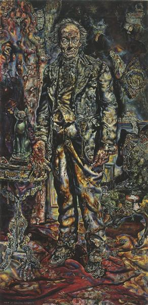 The Picture of Dorian Gray, 1943 - 1944 - Ivan Albright