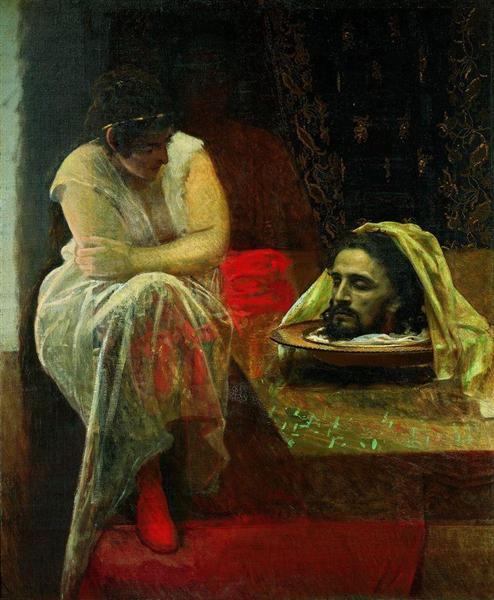 Herodias, 1884 - 1886 - Ivan Kramskoy