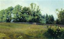 Landscape - Іван Шишкін