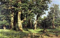 Oak Grove - Іван Шишкін