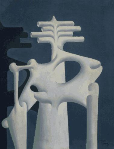 Autorretrato, 1966 - Ivan Tovar