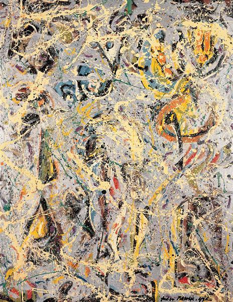 Galaxy - Pollock Jackson