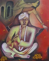 Flautist - Jahar Dasgupta