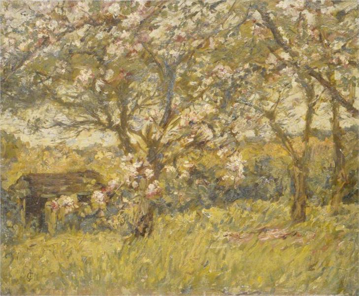 Apple Blossom - James Charles