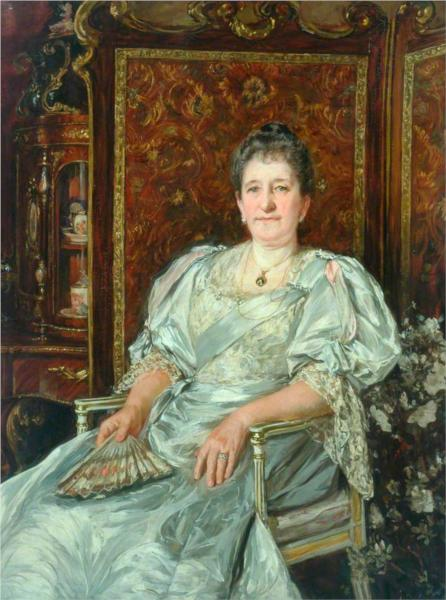 Mrs Alfred Illingworth - James Charles