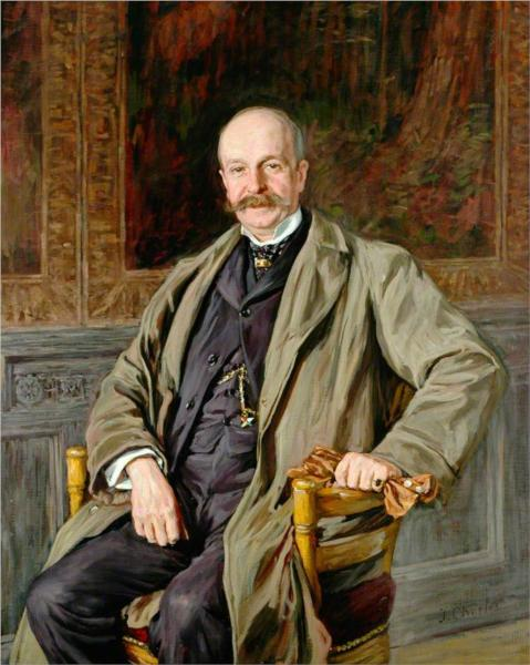 Sir John Arthur Godwin - James Charles