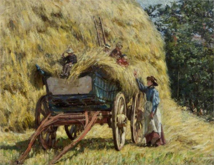 The Haystacks - James Charles