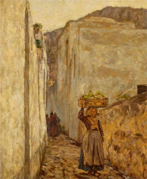 Through the Village - James Charles