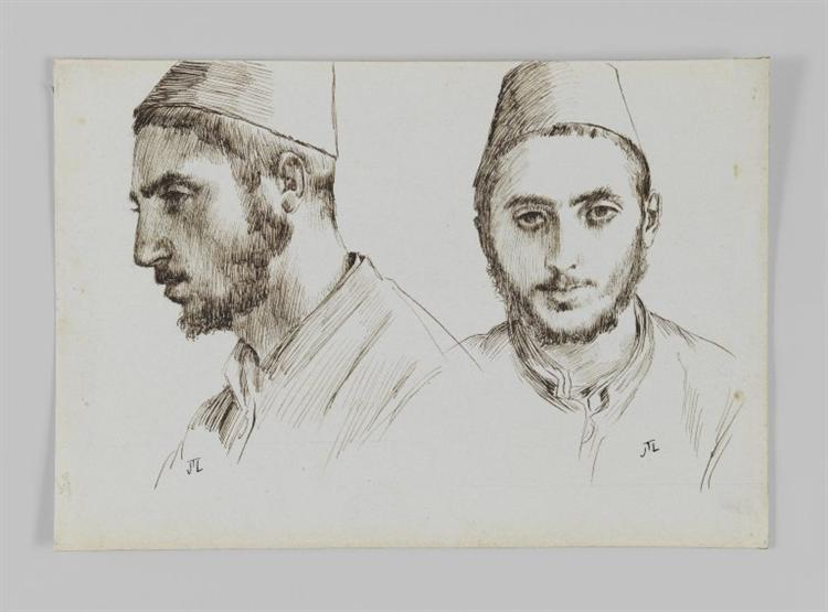 Armenians, 1886 - 1889 - James Tissot
