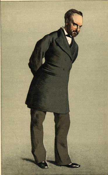 Dilke, Charles Wentworth, 1871 - James Tissot