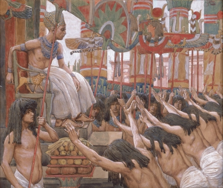Joseph Dwelleth in Egypt, c.1896 - c.1902 - James Tissot