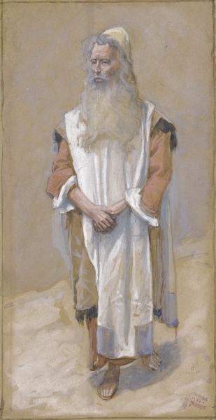 Moses, c.1896 - c.1902 - James Tissot