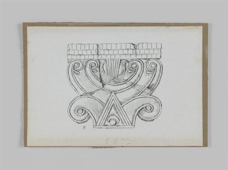 Phoenician Capital, 1886 - 1889 - James Tissot
