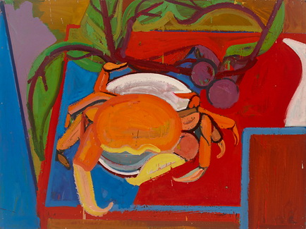 Still Life with Crab, 1951 - James Weeks