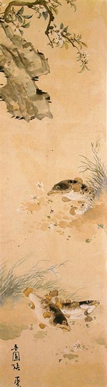Fish and Crab - Owon