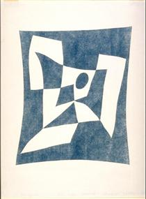 Abstract Composition, Knossos - Hans Arp