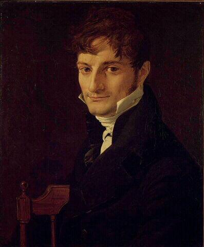 Portrait Belvèze, 1805 - Jean Auguste Dominique Ingres