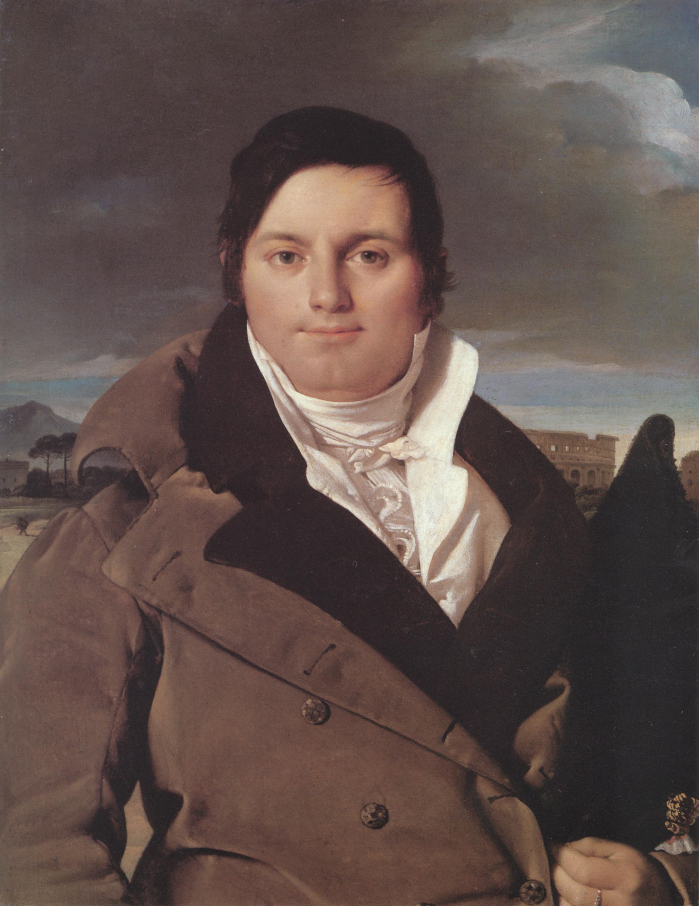 Portrait of Joseph-Antoine Moltedo, 1810