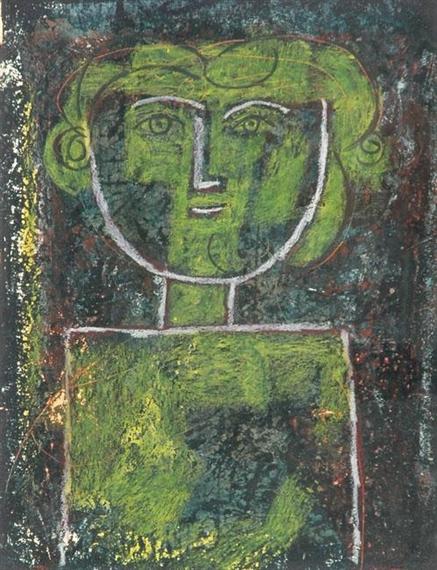 A Figure - Jean David