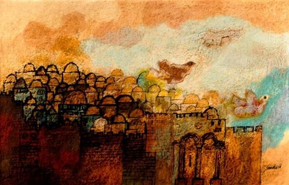 Jerusalem of Gold - Жан Давид