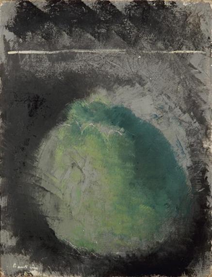 Artichaut, 1926 - Jean Fautrier
